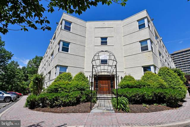 7034 Strathmore Street #305, CHEVY CHASE, MD 20815 (#MDMC755904) :: The Riffle Group of Keller Williams Select Realtors