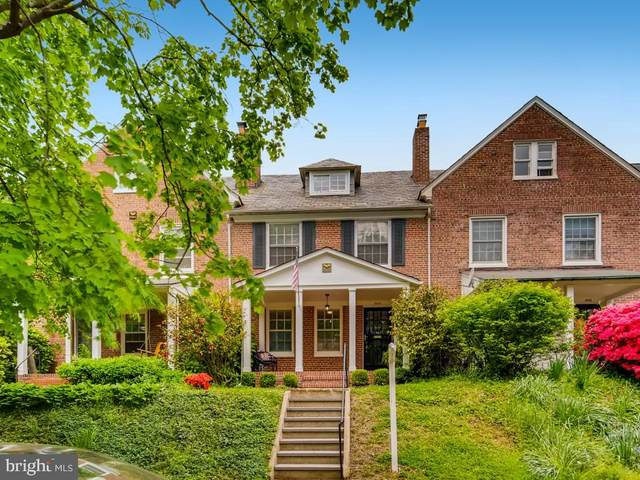 3424 University Place, BALTIMORE, MD 21218 (#MDBA549118) :: Network Realty Group