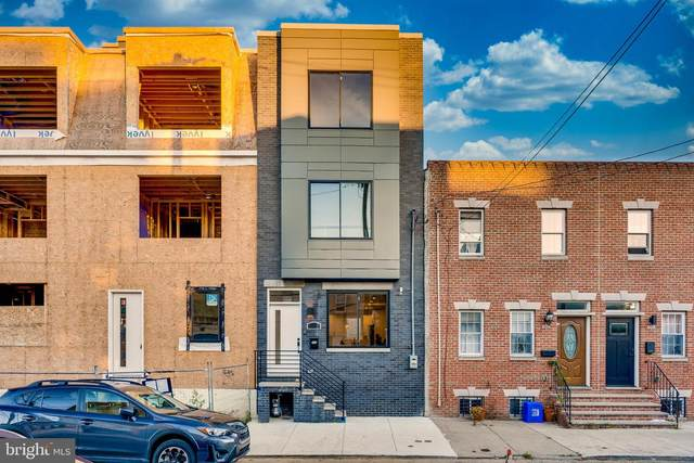 1405 S 21St Street, PHILADELPHIA, PA 19146 (#PAPH1012350) :: Tom Toole Sales Group at RE/MAX Main Line