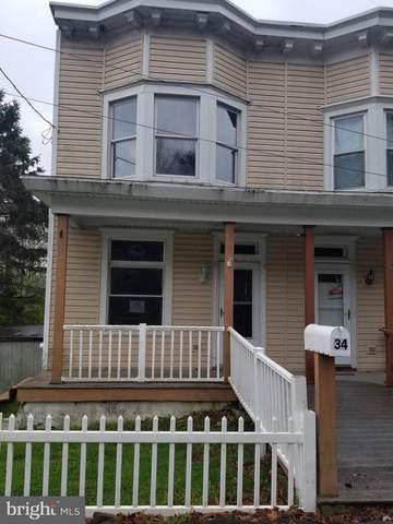 34 Roosevelt Drive, MAHANOY CITY, PA 17948 (#PASK135140) :: The Joy Daniels Real Estate Group