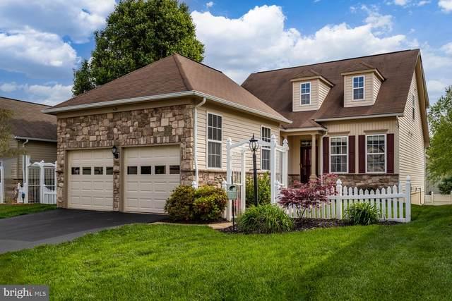 9415 Rosebud Court, MANASSAS PARK, VA 20111 (#VAMP114766) :: Arlington Realty, Inc.