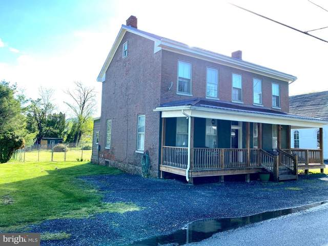 13205 Main Street, FORT LOUDON, PA 17224 (#PAFL179584) :: The Lutkins Group