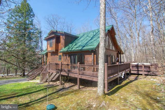 321 Tree Top Way, OAKLAND, MD 21550 (#MDGA135064) :: Corner House Realty