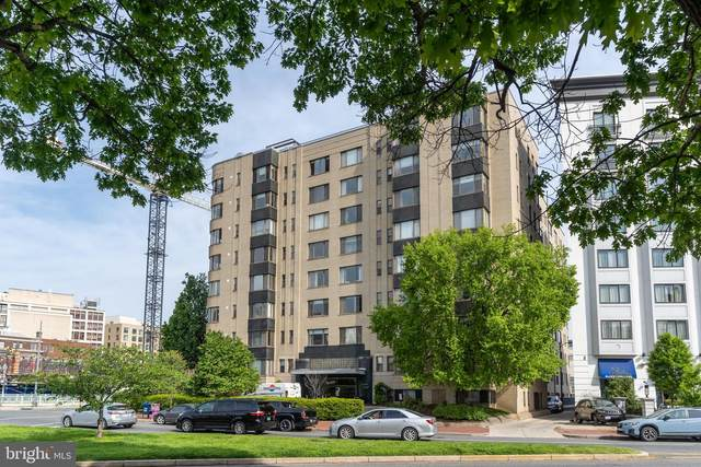 1 Scott Circle NW #310, WASHINGTON, DC 20036 (#DCDC519564) :: ExecuHome Realty