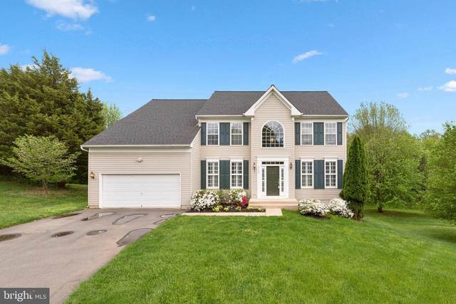 2123 Whitman Way, MARRIOTTSVILLE, MD 21104 (#MDHW293934) :: The Redux Group