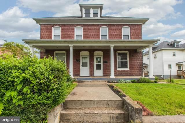 538 Ridge Avenue, HAGERSTOWN, MD 21740 (#MDWA179412) :: Dart Homes