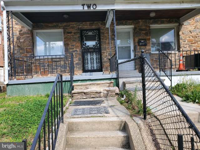2-KOSSUTH N Kossuth Street, BALTIMORE, MD 21229 (#MDBA549140) :: Corner House Realty