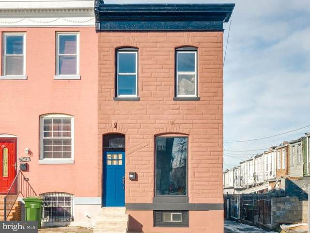 1520 N Collington Avenue, BALTIMORE, MD 21213 (#MDBA549144) :: Dart Homes
