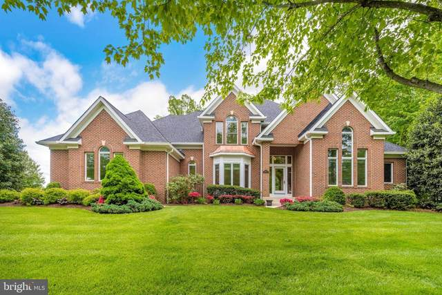 8900 Berwick Place S, IJAMSVILLE, MD 21754 (#MDFR281742) :: Charis Realty Group
