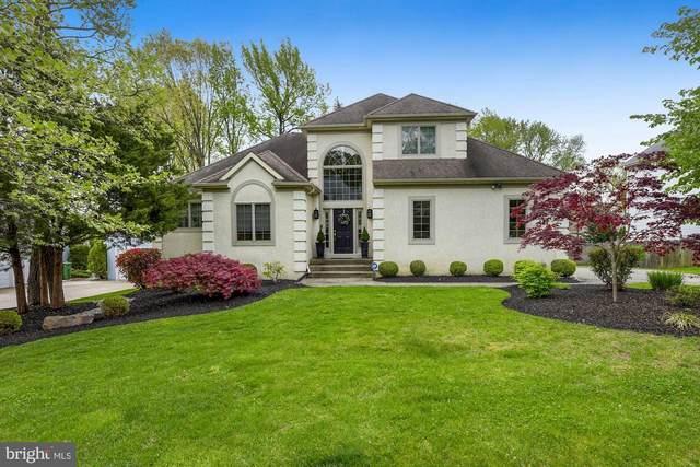 411 Liberty Lane, MARLTON, NJ 08053 (#NJBL396644) :: Holloway Real Estate Group