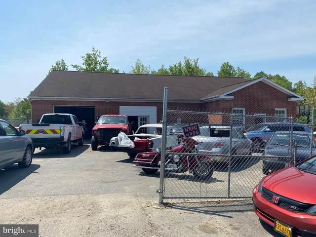 134 Fleming Street, FREDERICKSBURG, VA 22408 (#VASP231040) :: Corner House Realty