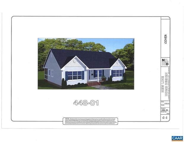 0 Carpenters Mill Road, BARBOURSVILLE, VA 22923 (#616866) :: AJ Team Realty