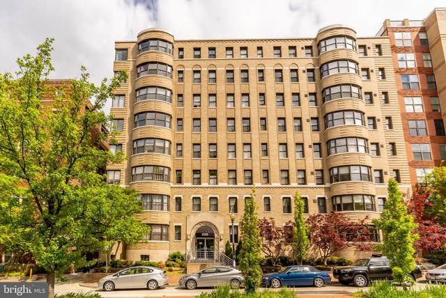 2515 K Street NW #708, WASHINGTON, DC 20037 (#DCDC519598) :: The Riffle Group of Keller Williams Select Realtors