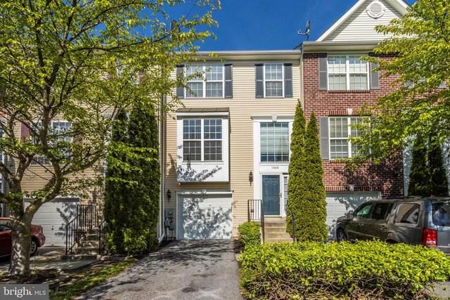 1949 Fieldstone Way, FREDERICK, MD 21702 (#MDFR281748) :: Murray & Co. Real Estate