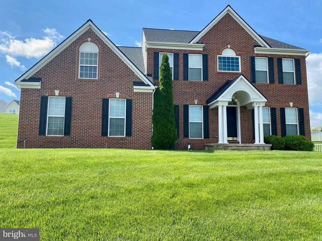 621 Glen Arbor Court, SEVEN VALLEYS, PA 17360 (#PAYK157492) :: The Joy Daniels Real Estate Group
