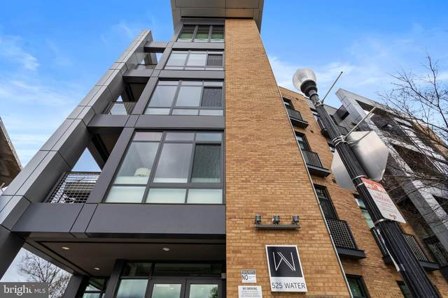 525 Water Street SW #309, WASHINGTON, DC 20024 (#DCDC519618) :: ExecuHome Realty
