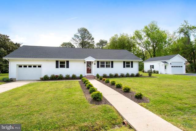 214 Linthicum Drive, CAMBRIDGE, MD 21613 (#MDDO127334) :: Brandon Brittingham's Team