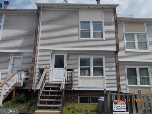 13021 Trailside Way 4-6, GERMANTOWN, MD 20874 (#MDMC756008) :: Dart Homes