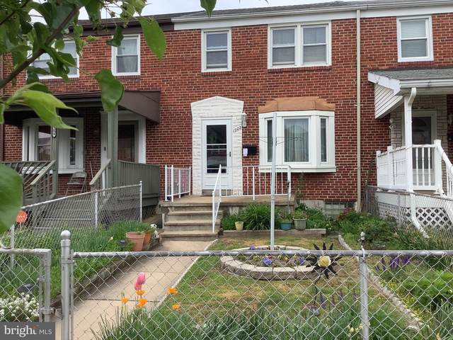 1902 Barry Road, BALTIMORE, MD 21222 (#MDBC527514) :: The Riffle Group of Keller Williams Select Realtors