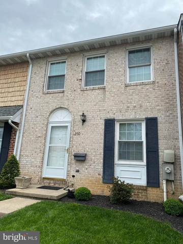 350 Harlan Square B-16, BEL AIR, MD 21014 (#MDHR259432) :: Corner House Realty