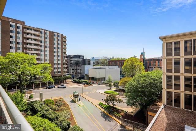 3001 Veazey Terrace NW #908, WASHINGTON, DC 20008 (#DCDC519644) :: Corner House Realty