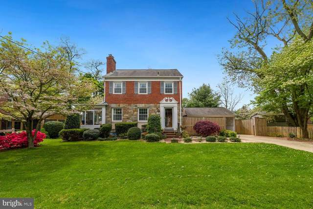 209 E Indian Spring Drive, SILVER SPRING, MD 20901 (#MDMC756026) :: Tom & Cindy and Associates