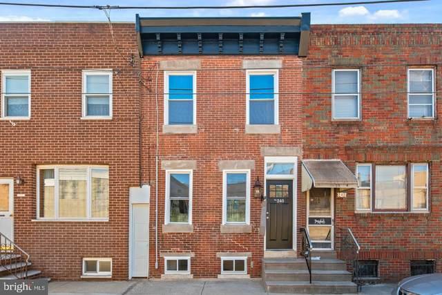 240 Fernon Street, PHILADELPHIA, PA 19148 (#PAPH1012484) :: ExecuHome Realty
