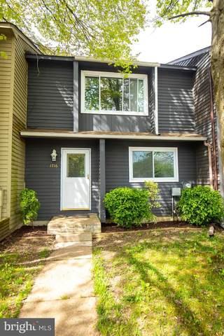 1716 Woodtree Circle, ANNAPOLIS, MD 21409 (#MDAA466778) :: The Riffle Group of Keller Williams Select Realtors