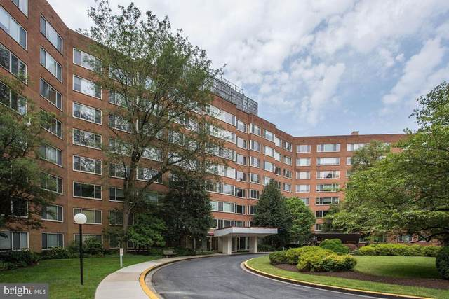 4000 Tunlaw Road NW #1115, WASHINGTON, DC 20007 (#DCDC519654) :: Bruce & Tanya and Associates