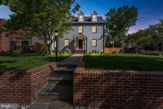 3188 Key Boulevard, ARLINGTON, VA 22201 (#VAAR180666) :: Bruce & Tanya and Associates