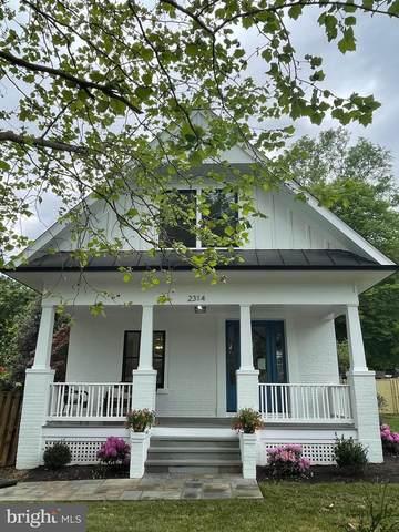 2314 Great Falls Street, FALLS CHURCH, VA 22046 (#VAFX1197728) :: Bruce & Tanya and Associates
