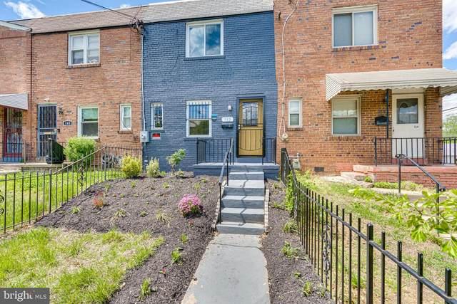 162 35TH Street NE, WASHINGTON, DC 20019 (#DCDC519662) :: Corner House Realty