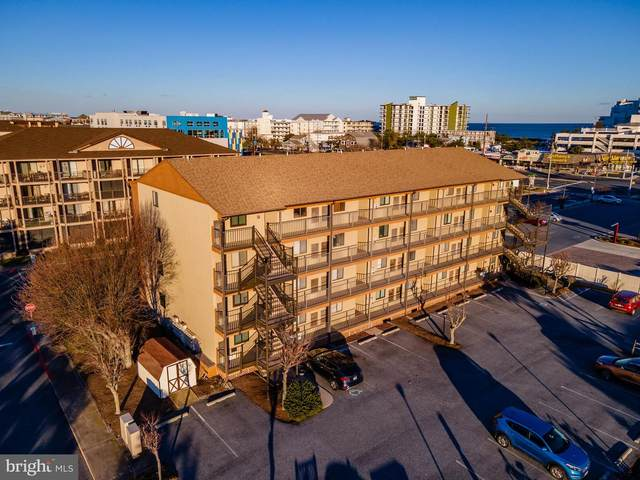 203 33RD Street #40602, OCEAN CITY, MD 21842 (#MDWO122122) :: Advon Group