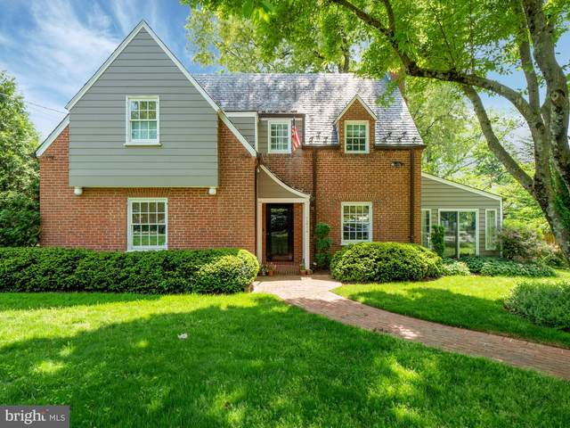 5212 Dorset Avenue, CHEVY CHASE, MD 20815 (#MDMC756058) :: Jennifer Mack Properties