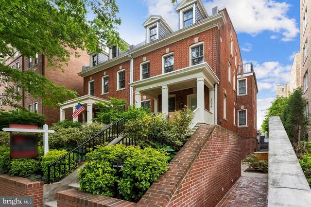 2014 Kalorama Road NW #1, WASHINGTON, DC 20009 (#DCDC519674) :: The MD Home Team