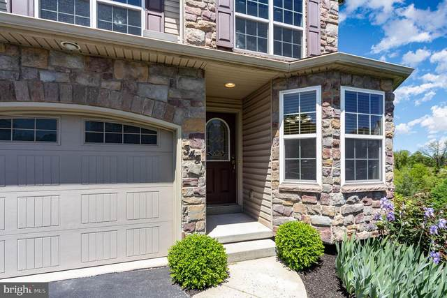 345 Weatherstone Drive, NEW CUMBERLAND, PA 17070 (#PAYK157520) :: Lucido Agency of Keller Williams