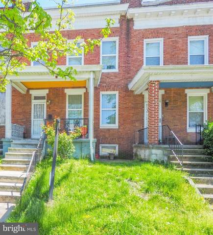 2105 Belair Road, BALTIMORE, MD 21213 (#MDBA549214) :: ExecuHome Realty