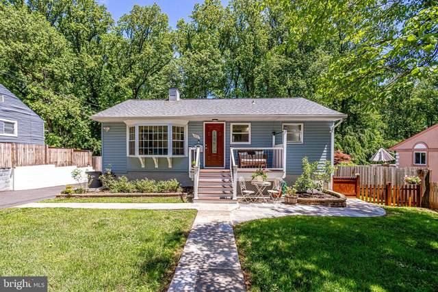 3816 Pinewood Terrace, FALLS CHURCH, VA 22041 (#VAFX1197762) :: Grace Perez Homes