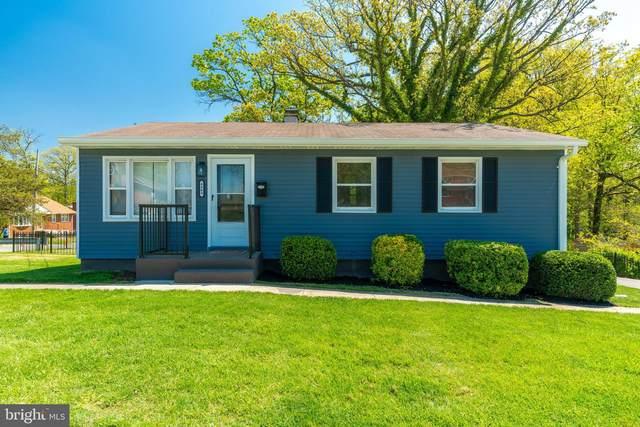 4909 Whitfield Chapel Road, LANHAM, MD 20706 (#MDPG604994) :: John Lesniewski | RE/MAX United Real Estate