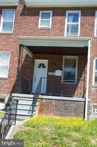 3630 Elmley Avenue, BALTIMORE, MD 21213 (#MDBA549220) :: The MD Home Team