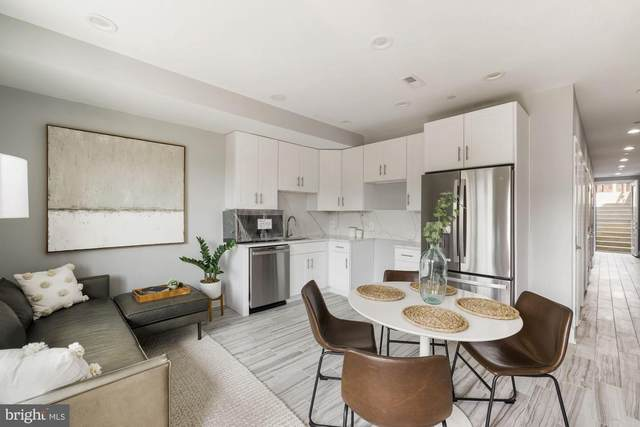 804 21ST Street NE #1, WASHINGTON, DC 20002 (#DCDC519678) :: Corner House Realty