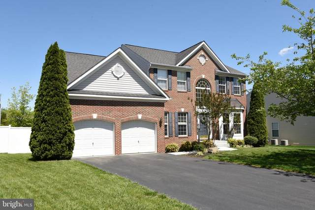 43298 Heather Leigh Court, ASHBURN, VA 20147 (#VALO437292) :: ExecuHome Realty