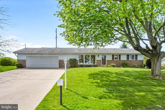 770 Hillcrest Road, YORK, PA 17403 (#PAYK157534) :: The Joy Daniels Real Estate Group