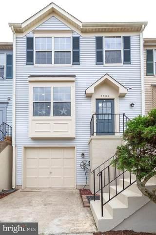7501 Tendring Trl, MANASSAS PARK, VA 20111 (#VAPW521388) :: Jacobs & Co. Real Estate