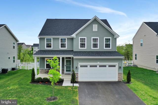 205 Patriot Street, STEPHENSON, VA 22656 (#VAFV163816) :: Berkshire Hathaway HomeServices McNelis Group Properties
