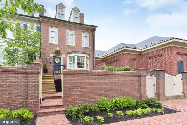 60 Wolfe Street, ALEXANDRIA, VA 22314 (#VAAX259188) :: Dart Homes