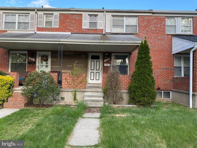 1038 Middleborough Road, BALTIMORE, MD 21221 (#MDBC527584) :: The Mike Coleman Team