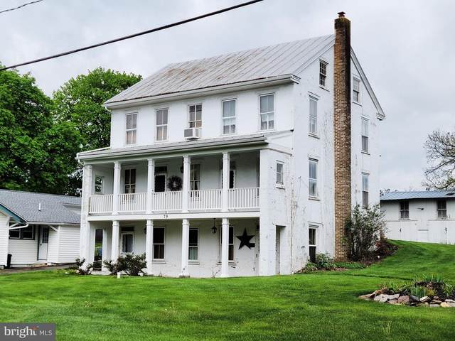 79 Pleasant Valley Road, PINE GROVE, PA 17963 (#PASK135146) :: Ramus Realty Group