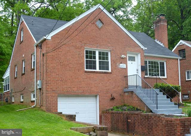 2503 Valley Way, CHEVERLY, MD 20785 (#MDPG605022) :: Bruce & Tanya and Associates