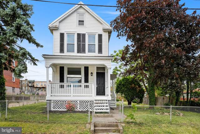 1018 Parksley Avenue, BALTIMORE, MD 21223 (#MDBA549288) :: The Sky Group